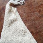 358 Meinotuch in Naturweiß (verkauft!)
